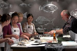 Seafood Cooking Class at Sydney Fish Market Sydney