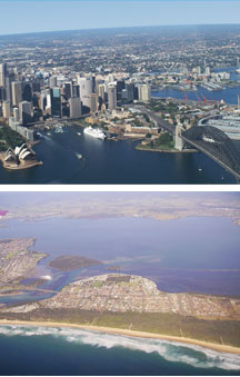 Sydney By Air - Attractions Sydney