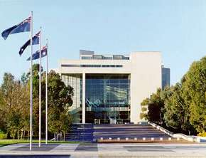 High Court of Australia Parkes Place - Attractions Sydney