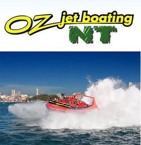 Oz Jetboating - Darwin - Attractions Sydney