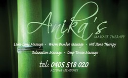 Anikas Massage Therapy - Attractions Sydney