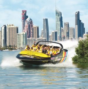 Paradise Jetboating - Attractions Sydney