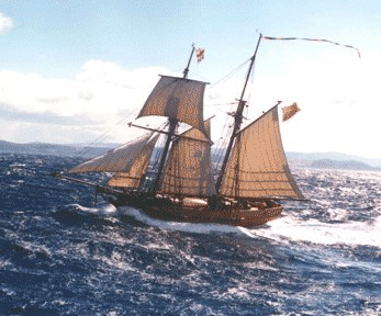 Enterprize - Melbourne's Tall Ship - Attractions Sydney