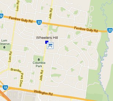 Wheelers Hill Shopping Centre - Attractions Sydney