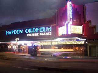 Hayden Orpheum Picture Palace - Attractions Sydney
