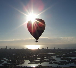 Balloon Down Under - Attractions Sydney