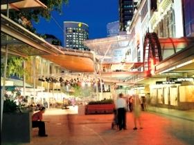 Queen Street Mall - Attractions Sydney