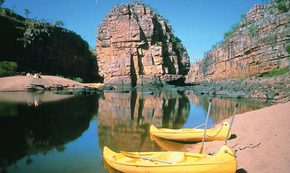 Katherine Gorge - Attractions Sydney