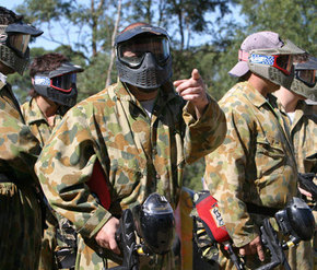 Action Paintball Games - Perth - Attractions Sydney