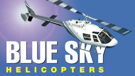 Blue Sky Helicopters - Attractions Sydney