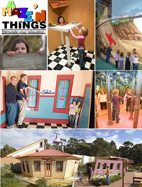 A Maze 'N Things - Attractions Sydney