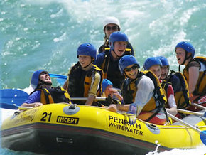 Penrith Whitewater Stadium - Attractions Sydney