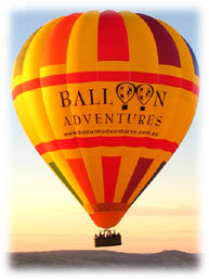 Balloon Adventures Barossa Valley - Attractions Sydney