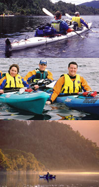 Blackaby's Sea Kayaks And Tours - Attractions Sydney