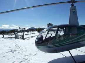 Alpine Helicopter Charter Scenic Tours - Attractions Sydney