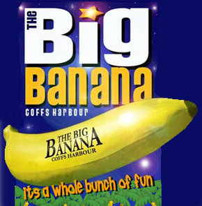 Big Banana - Attractions Sydney