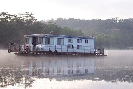 Clyde River Houseboats - Attractions Sydney