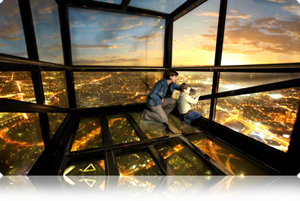 Eureka Skydeck 88 - Attractions Sydney