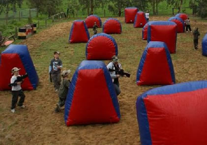 Mobile Laser Skirmish - Attractions Sydney