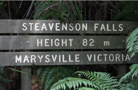 Stevensons Falls - Attractions Sydney