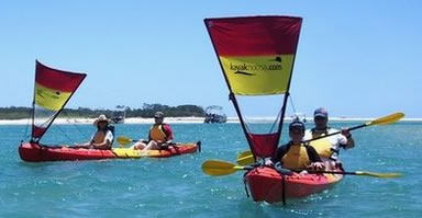 Kayak Noosa - Attractions Sydney