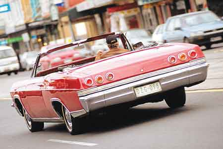 Top Down Tours / Chevrolet Convertibles - Attractions Sydney
