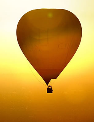 Balloon Flights Over Melbourne - Attractions Sydney