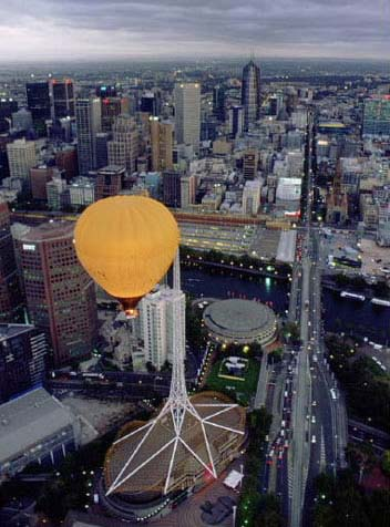 Balloon Sunrise Hot Air Ballooning - Attractions Sydney