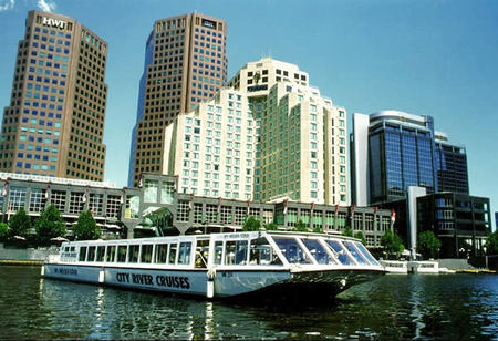 City River Cruises Melbourne - Attractions Sydney