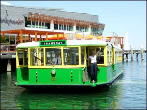 Melbourne Tramboat Cruises - Attractions Sydney