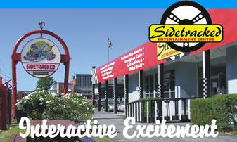 Sidetracked Entertainment Centre - Attractions Sydney