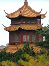 Chinese Garden of Friendship - Attractions Sydney