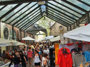 Paddington Markets - Attractions Sydney