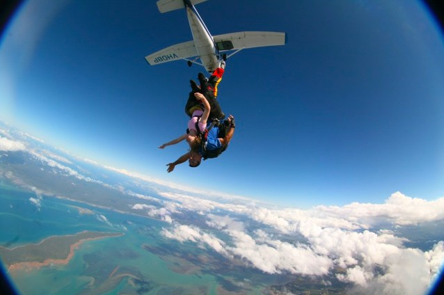 Skydive Hervey Bay - Attractions Sydney