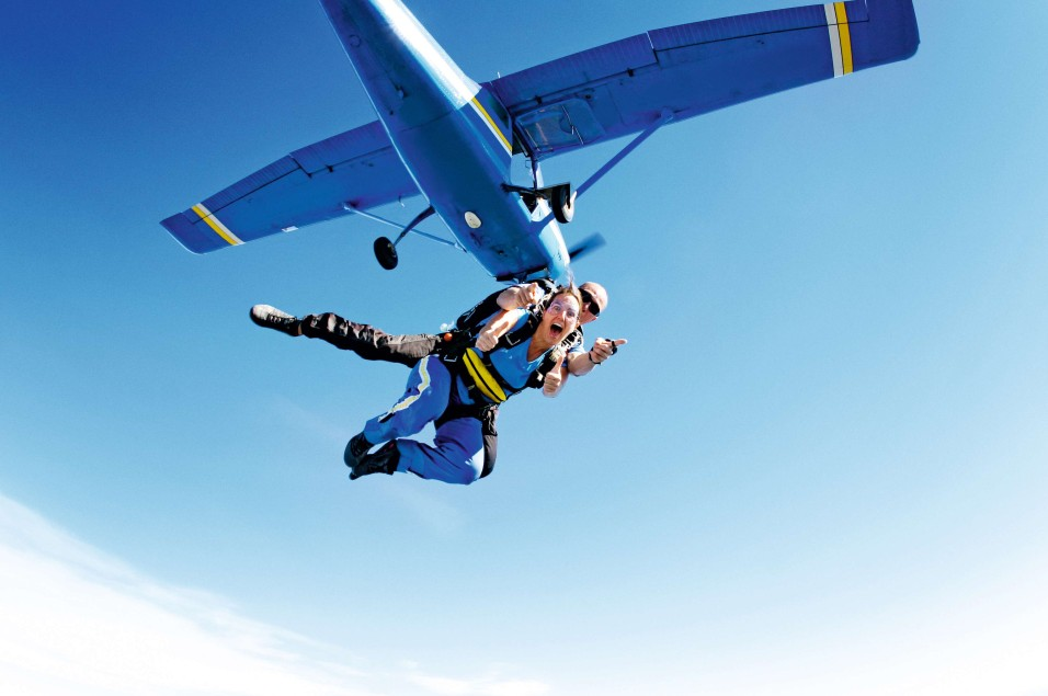 Skydive the Beach and Beyond Yarra Valley - Attractions Sydney