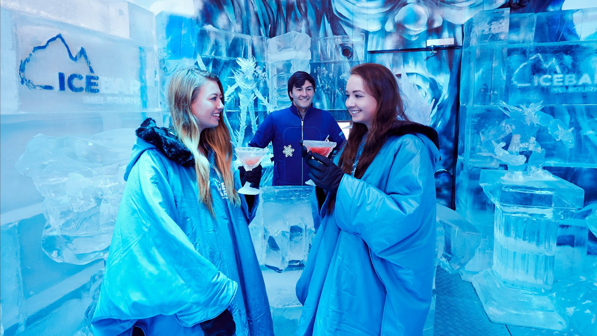 Icebar Melbourne - Attractions Sydney