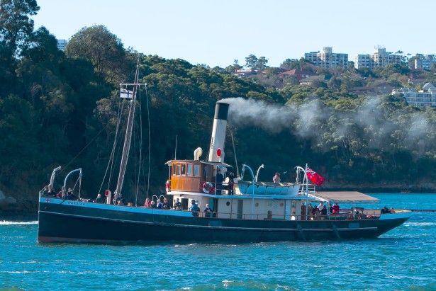 Sydney Heritage Fleet - Attractions Sydney
