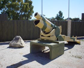 Military Museum Merredin - Attractions Sydney