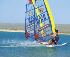 Windsurfing and Surfing - Attractions Sydney