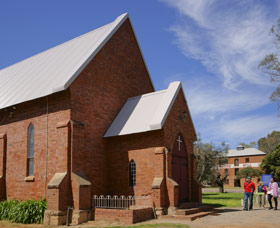 St Stephens Church of England - Attractions Sydney