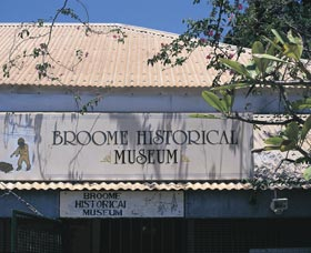 Broome Historical Society Museum - Attractions Sydney