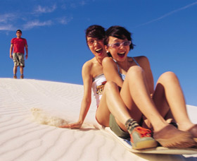 Lancelin Sand Dunes - Attractions Sydney