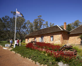 Old Gaol Museum Toodyay - Attractions Sydney