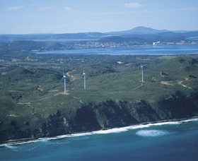 Albany Wind Farm - Attractions Sydney