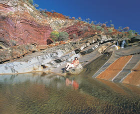 Hamersley Gorge - Attractions Sydney
