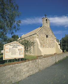 St Mary's Anglican Church - Attractions Sydney