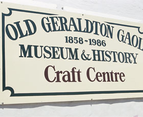 Old Geraldton Gaol Craft Centre - Attractions Sydney