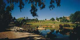 Mount Hurtle Winery home of Geoff Merrill Wines - Attractions Sydney