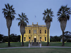 Martindale Hall - Attractions Sydney