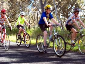 Penola Cycling Trails - Attractions Sydney